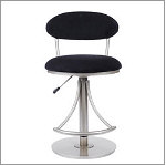 Hillsdale - Venus Adjustable Swivel Bar Stool