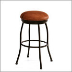 "Brazilia Backless 34"" Barstool"