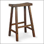 "29"" Saddleseat Counter Barstool"
