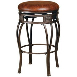 Best Price Hillsdale Montello Backless Swivel Bar Stool